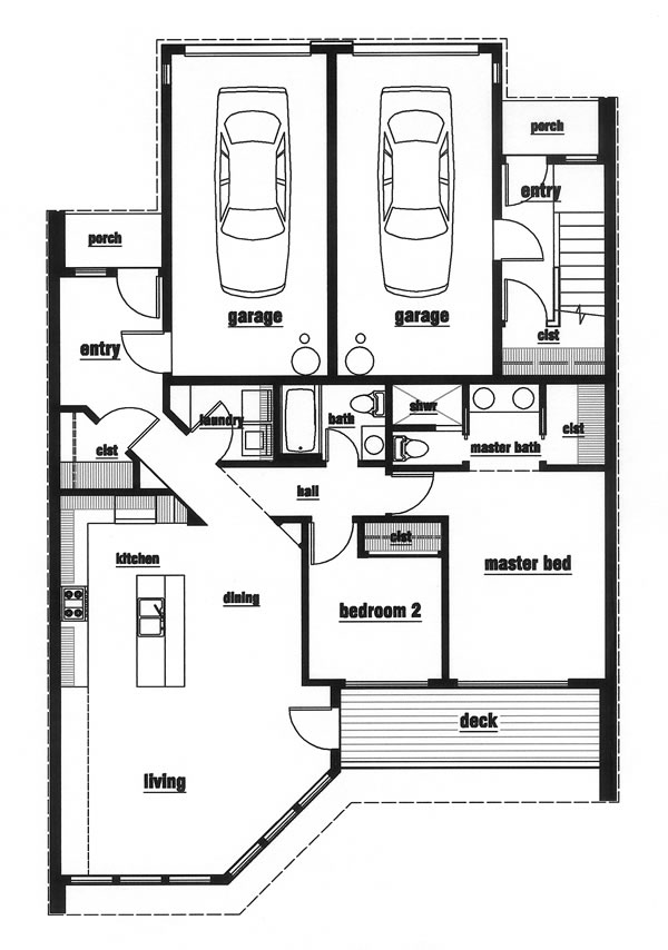 Breckenridge bluesky condos floor plans breckenridge for Two story condo floor plans